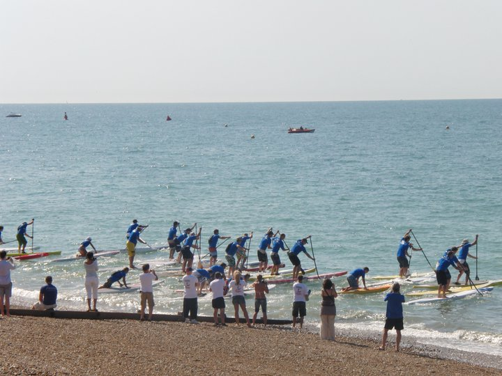 Summer Sizzler 3 - Brighton - The start